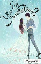 (Thiên Yết- Song Ngư)Yêu em, Tôi có thể không? by Hyejin832