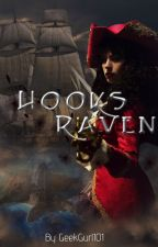 Hooks Raven{Peter Pan} by GeekGurl101