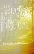 Finding the one(embry call imprint) by MrsMalfoyOakensheild