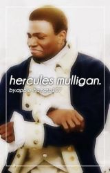 hercules mulligan. by Apple_Hamato107