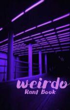 Weirdo ♂ Rb by poetroye