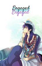 Engaged → Sinbad X Reader by SebastianMichaeIis