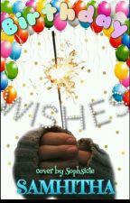Happy Birthday  by samhitha8