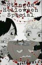 Stingue Halloween special by arileon123