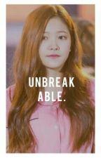 unbreakable • jaehyun au by pinkpastael