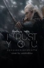 I Trust You, Part 3 (Legolas x Reader) by CozySocksAndCoffee
