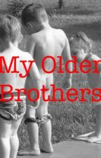 My Older Brothers by FaithPillbeam