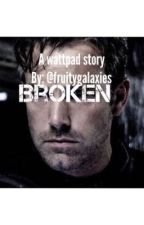 Broken (Bruce Wayne X Harley Quinn) by fruitygalaxies