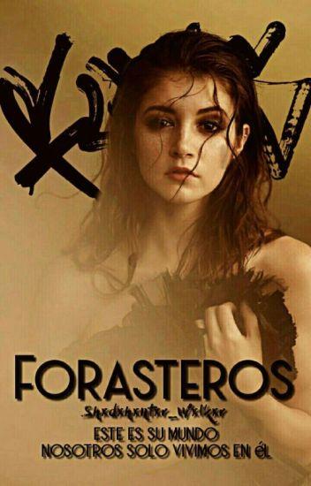 Forasteros →Carl Grimes #PNovel