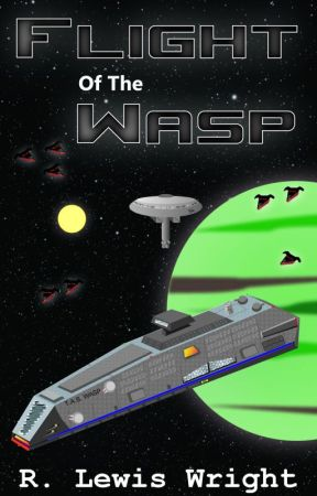 Flight of the Wasp (Excerpt) by RLewisWright