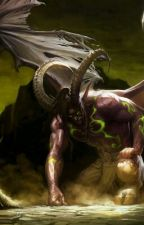 Illidan In Invaders Of The Rokujyouma. by Deutschbahg