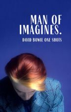 Man Of Imagines  by YoungBlackstars