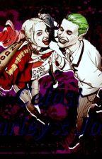 Celos! Joker x Harley by lelapm20