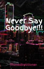 Never Say Goodbye!!! by Monadirectioner