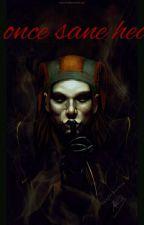my once sane heart cicero x listener  by Weirdgamer101