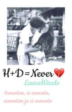 H + D = never (eestikeelne) by LauraEHunter