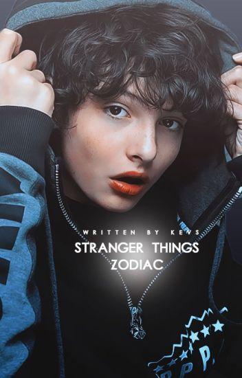 Stranger Things Zodiac