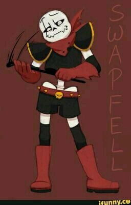 Underfell Papyrus x (Fox)Monster! Reader - BrownENH - Wattpad