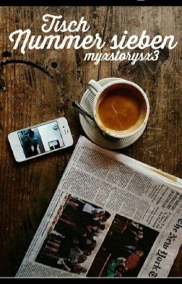 Tisch Nummer sieben #30-Day-Writing-Challenge