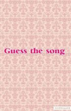 guess the song by amarissalynch