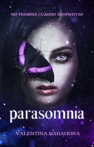 Parasomnia #PNovel
