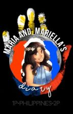 Maria and Mariella's Diary by -MariaandMariella-
