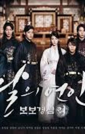 Scarlet Heart Ryeo - One Shots/Preferences