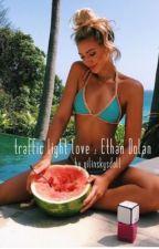 traffic light love• «E.D» by haroonsprincess