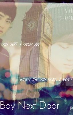 The Boy Next Door ~ Exo ~ Yaoi