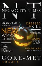 NECROCITY TIMES - Issue #1 - HALLOWEEN SPECIAL by ParanormalCommunity