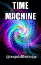 Time Machine by angeloftheninjas