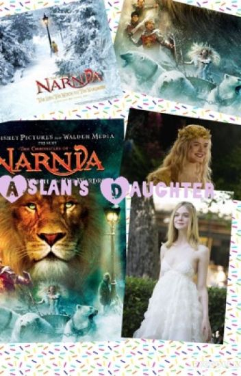 Aslan's Daughter. The Lion, The Witch and The Wardrobe.