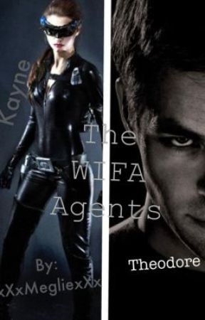 The WIFA Agents by xXxMegliexXx