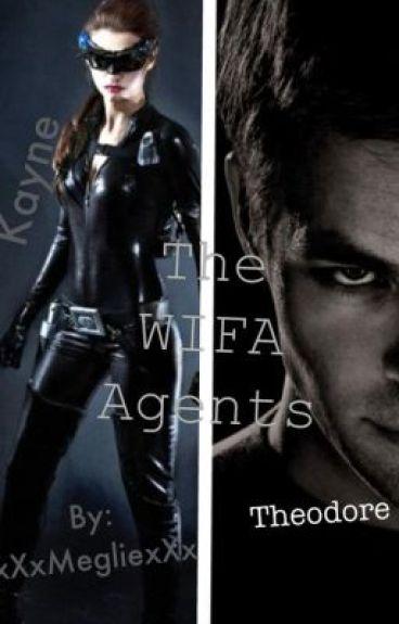 The WIFA Agents by xXxMegliexXx