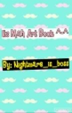 is mah art book by Gay_Bread
