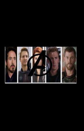 Avengers Imagines by emo_fandom_trash