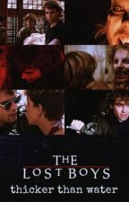 thicker than water↠ the lost boys 1987 by bryony_168