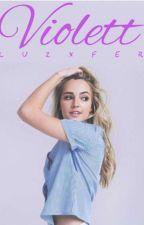 Violett  by Luzxfer