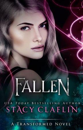 Fallen (The Transformed Prequel) by StacyClaflin