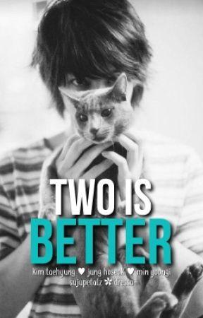 Two is Better ;; taeyoonseok  by sujupetalz