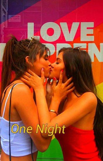 one night; lesbian