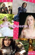 Aslan's Daughter. Prince Caspian. by Raindrop2245