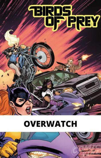 Batgirl & the Birds of Prey : OverWatch