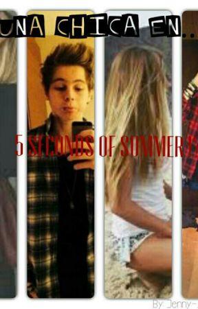 Una Chica En.. ¡¿¡5sos!?! • Luke Hemmings • by Jenny-_-Hemmings