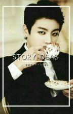 Story Ideas 이야기 아이디어 + Kpop by sugarybin-