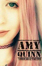 Amy Quinn » by -_-HarleyQuinn2-_-