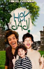 Hey, Dad. [Larry Stylinson] [M-preg] [AU] by fanfics_everywhere