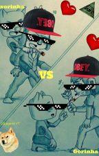 Exorinha vs. Gorinha: La Gran Batalla by JJLegendYT
