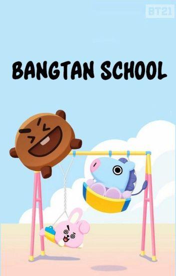 ✏ Bangtan School ✂