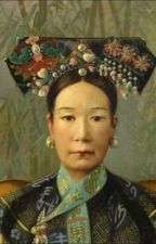 The Dowager Empress Cixi by Chrimthst